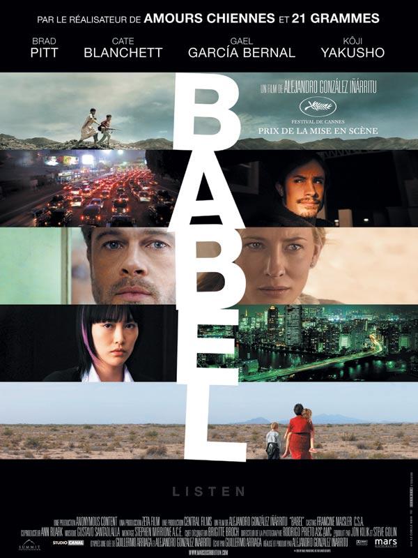 BABEL - INARRITU