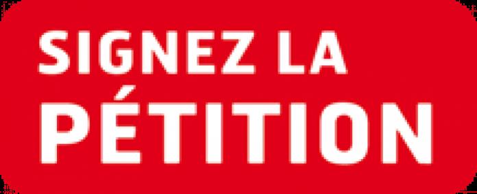 SIGNEZ LA PETITION