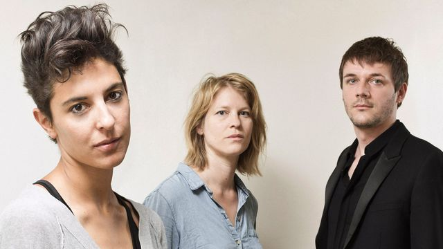 Marie Amachoukeli, Claire Burger et Samuel Theis