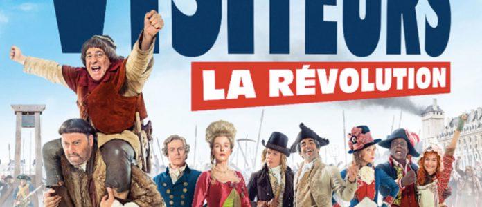 les visiteurs 3 la revolution