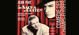 SACHA GUITRY - JEAN PIAT